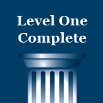 Level 1 Complete - Individual