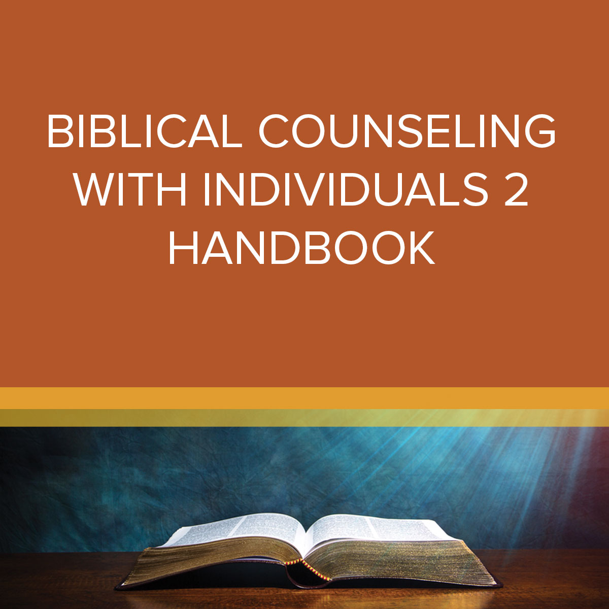 Biblical Counseling with Individuals